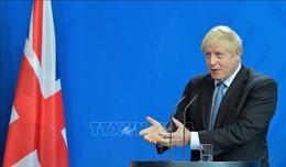Thủ tướng Anh kêu gọi EU hủy bỏ điều khoản chốt chặn để tránh Brexit không thỏa thuận