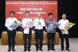 Báo chí có sứ mệnh khơi dậy khát vọng về một Việt Nam hùng cường