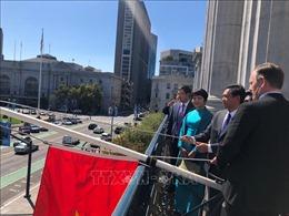 Lễ thượng cờ kỷ niệm 74 năm Quốc khánh Việt Nam tại San Francisco