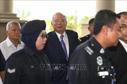 Malaysia bắt đầu phiên tòa lớn nhất xét xử cựu Thủ tướng Najib Razak