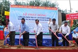 Phát động xây dựng 1.000 km đường giao thông nông thôn ở Bù Đăng, Bù Đốp