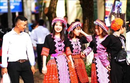Vui Tết Độc lập ở Mộc Châu, Sơn La