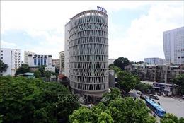'Khám phá' toà nhà có kiến trúc độc đáo của Trung tâm Truyền hình Thông tấn