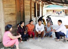 Nỗ lực thay đổi tập quán lạc hậu của đồng bào dân tộc Mảng