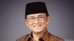 Điện chia buồn nguyên Tổng thống Indonesia Bacharuddin Jusuf Habibie từ trần