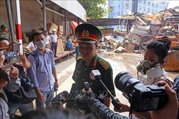 Chuyên gia môi trường - y tế cảnh báo những thông tin thiếu căn cứ về vụ cháy công ty Rạng Đông