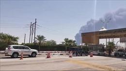 Mỹ quy trách nhiệm cho Iran tấn công cơ sở xăng dầu ở Saudi Arabia