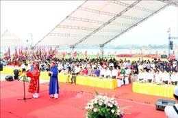 Khai hội mùa thu Côn Sơn - Kiếp Bạc năm 2019