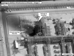 Mỹ xem xét chứng cứ về vụ tấn công cơ sở lọc dầu của Saudi Arabia