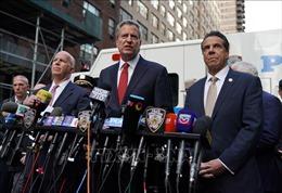 Bầu cử Mỹ 2020: Thị trưởng New York rút khỏi đường đua