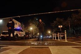 Xả súng liên tiếp tại Washington làm 9 người thương vong