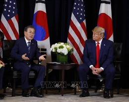 Lãnh đạo Mỹ - Hàn khẳng định quan hệ đồng minh vẫn là cốt lõi