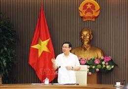 Phó Thủ tướng Vương Đình Huệ: Hoàn thiện pháp luật về thu hút FDI