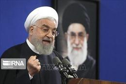 Tổng thống Rouhani: Iran không chấp nhận đàm phán dưới sức ép của Mỹ