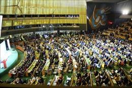 Kêu gọi hợp tác quốc tế để đối phó với biến đổi khí hậu
