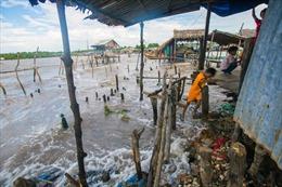 Sạt lở 'bủa vây' Đồng bằng sông Cửu Long - Bài 2: Sạt lở từ sông ra biển