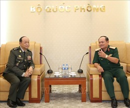 Tăng cường hợp tác quốc phòng giữa Việt Nam - Campuchia