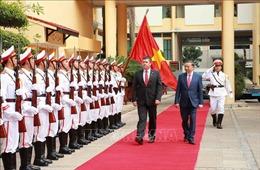 Đẩy mạnh hợp tác về phòng, chống tội phạm giữa Bộ Công an Việt Nam và Bộ Nội vụ Cộng hòa Czech