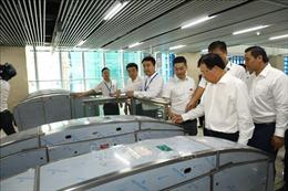 Phó Thủ tướng Trịnh Đình Dũng: Không có lý do gì để đường sắt Cát Linh - Hà Đông chậm trễ nữa