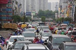 Xóa 'điểm đen' ùn tắc giao thông ở Hà Nội – Bài 1: Những nguy cơ