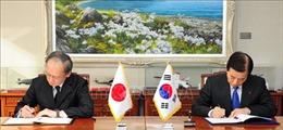 Lãnh đạo quân đội Mỹ-Hàn-Nhật nhóm họp tại thủ đô Washington
