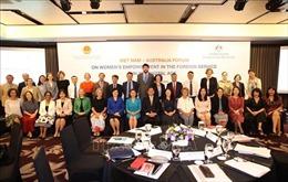 Tuyên bố chung Diễn đàn về nâng cao vai trò và đóng góp của phụ nữ trong lĩnh vực đối ngoại