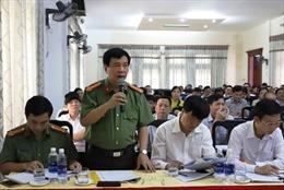Người nổ súng tại chi nhánh Vietcombank Nghi Sơn là thượng úy công an
