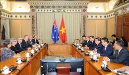 Tăng cường hợp tác giữa TP Hồ Chí Minh và bang Victoria, Australia