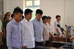 Tạm dừng phiên tòa xét xử vụ dùng nhục hình tại Trại giam Long Hòa, Long An 