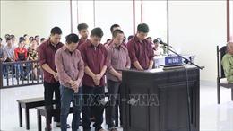 Giết người vay nợ, 7 bị cáo nhận án 56 năm tù