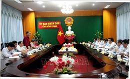 Nâng cao hiệu quả hoạt động nhân đạo tại Vĩnh Long