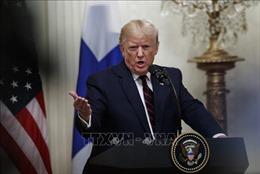 Tổng thống Mỹ bảo vệ quyết định ngăn Đại sứ Mỹ tại EU ra chất vấn liên quan cuộc điều tra luận tội