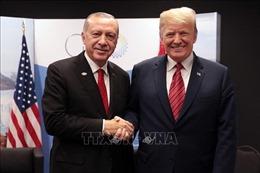 Tổng thống Mỹ bảo vệ mối quan hệ với Thổ Nhĩ Kỳ