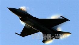 Máy bay F-16 của Mỹ bị rơi ở Đức