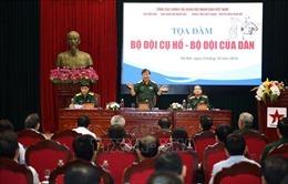 Phẩm chất 'Bộ đội Cụ Hồ - Bộ đội của dân' trong tình hình mới