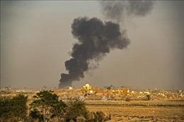 Các nước Trung Đông lên án hành động quân sự của Thổ Nhĩ Kỳ tại Syria