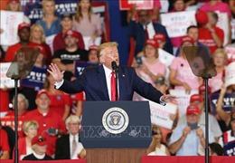 Nhiều cử tri Mỹ tin tưởng Tổng thống Donald Trump tái đắc cử