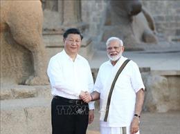 Lãnh đạo Ấn Độ-Trung Quốc thảo luận các vấn đề song phương