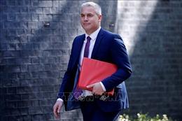 Vấn đề Brexit: Anh trình EU dự thảo tuyên bố chính trị