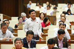Bên lề Quốc hội: Nhiều đổi mới trong điều hành của Chính phủ