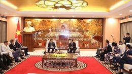 Hà Nội tiếp tục đẩy mạnh quan hệ hợp tác với tỉnh Fukuoka, Nhật Bản