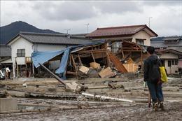 Bão Hagibis tàn phá Nhật Bản: 83 người thiệt mạng, 11 người mất tích