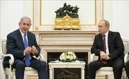 Lãnh đạo Nga, Israel thảo luận về tình hình Syria