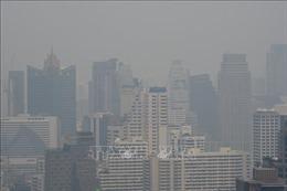 Thủ đô Bangkok lại bị ô nhiễm khói bụi