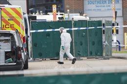 Xác định danh tính lái xe container chở 39 thi thể bị phát hiện ở Anh