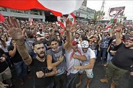 Tổng thống Liban sẵn sàng đối thoại với người biểu tình