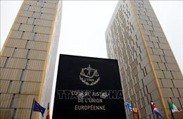 EU khởi kiện Anh ra Tòa án Công lý châu Âu