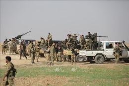 Ankara tuyên bố sẽ tấn công nếu các tay súng YPG vẫn ở 'vùng an toàn'
