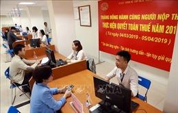 Chỉ số nộp thuế của Việt Nam tăng 22 bậc