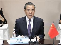 Bộ trưởng Ngoại giao Trung Quốc: Thế giới cần tránh một cuộc chiến tranh lạnh mới